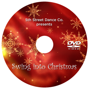 Swing Into Christmas DVD