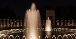 World War II Memorial Pano