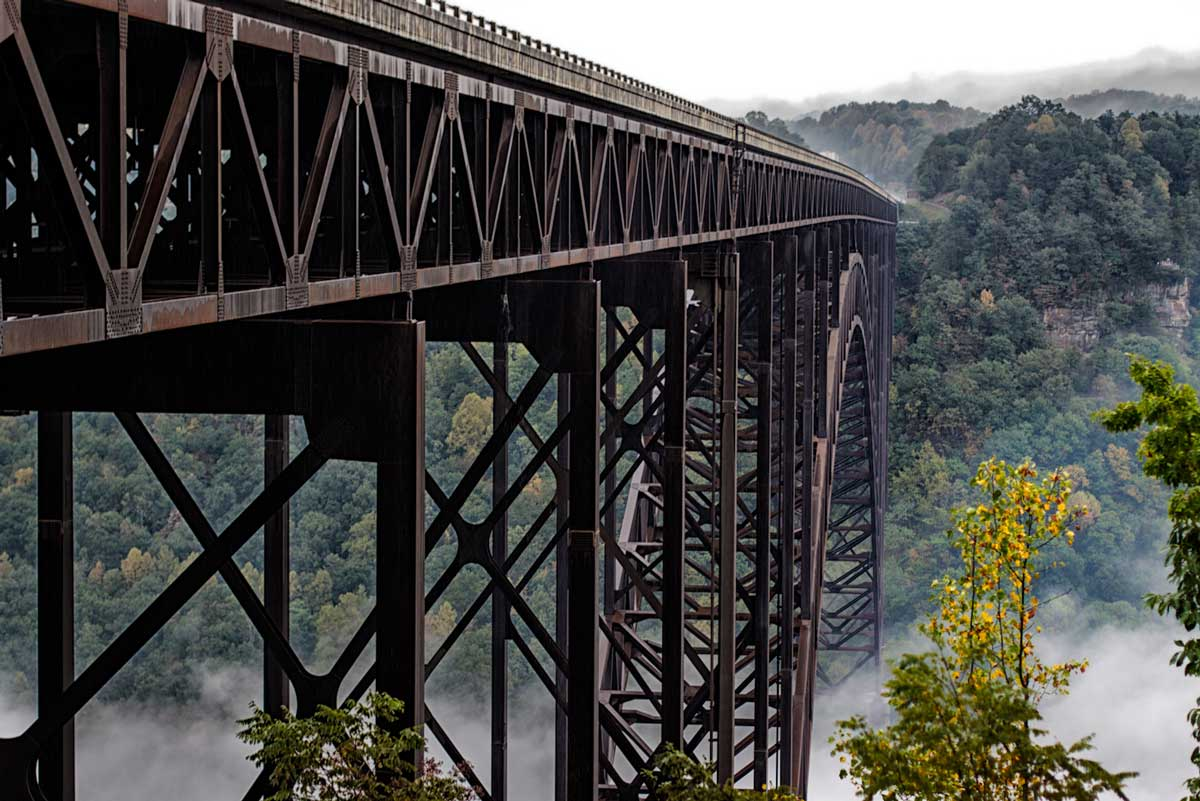 New River Gorge Bridge Walk