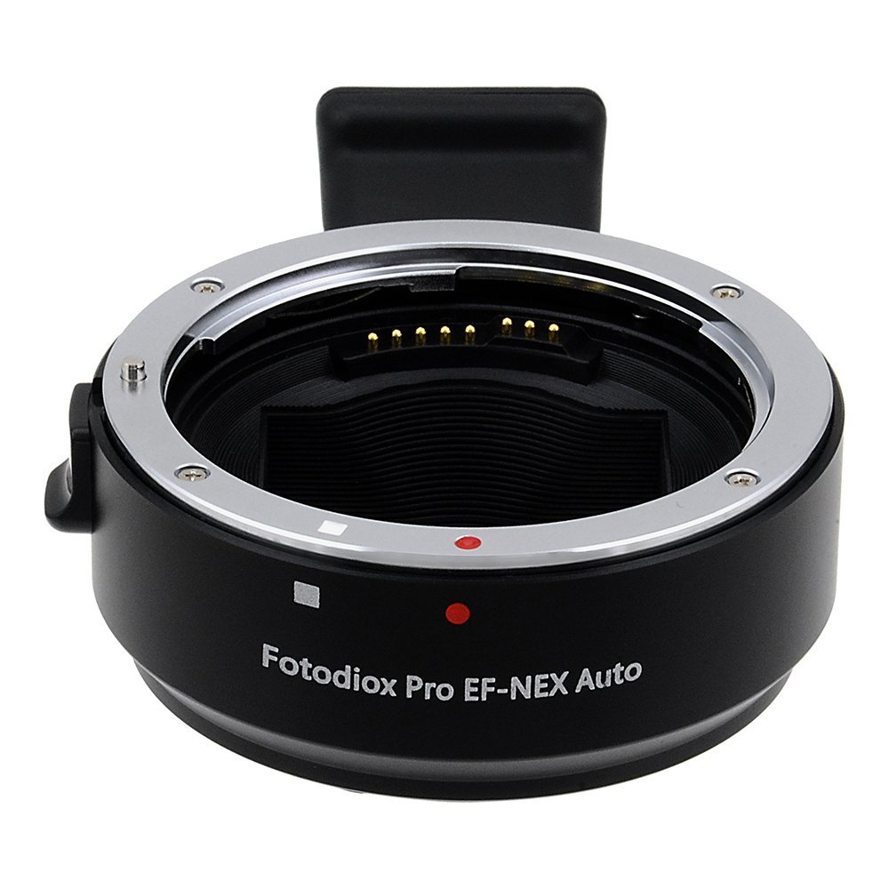Review: Fotodiox Pro EF-NEX Auto Adapter