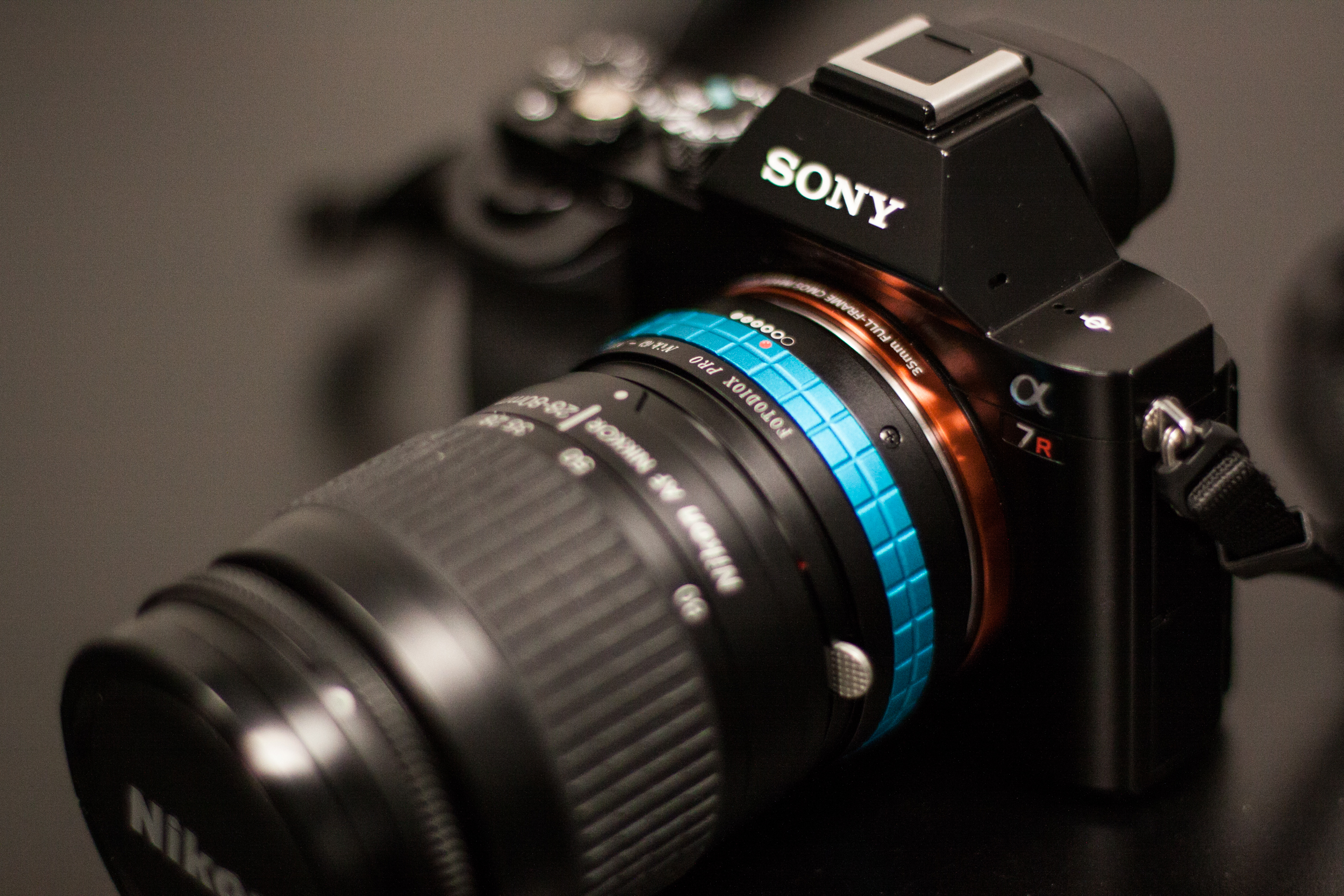 Review: Fotodiox Pro Nikon (G) to Sony NEX Adapter