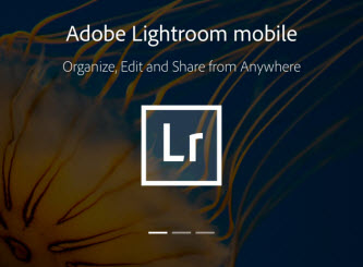 Getting Started with Lightroom Mobile