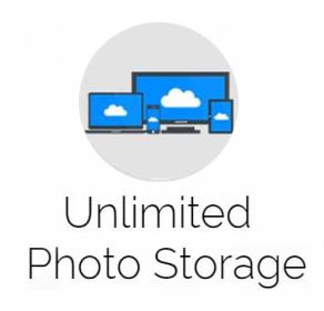 Amazon Cloud Drive's Unlimited Photo Storage