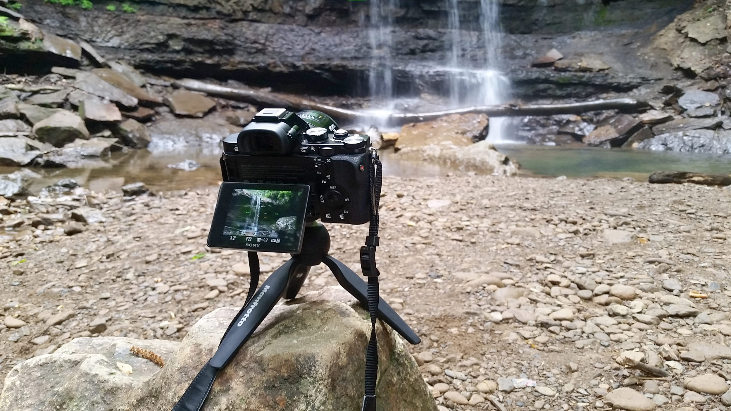 Why I love the Manfrotto PIXI Mini Tripod