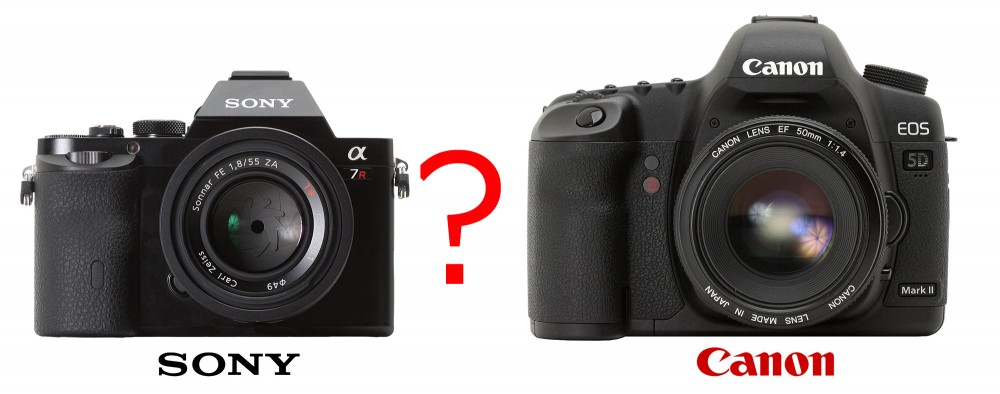 Sony A7 or Canon 5D – Which is Better for You?