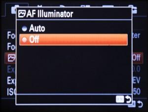 af-illuminator-off
