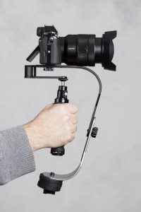 The Roxant Steadycam setup that works for me with a Sony A7R and a Sony 16-35mm lens.