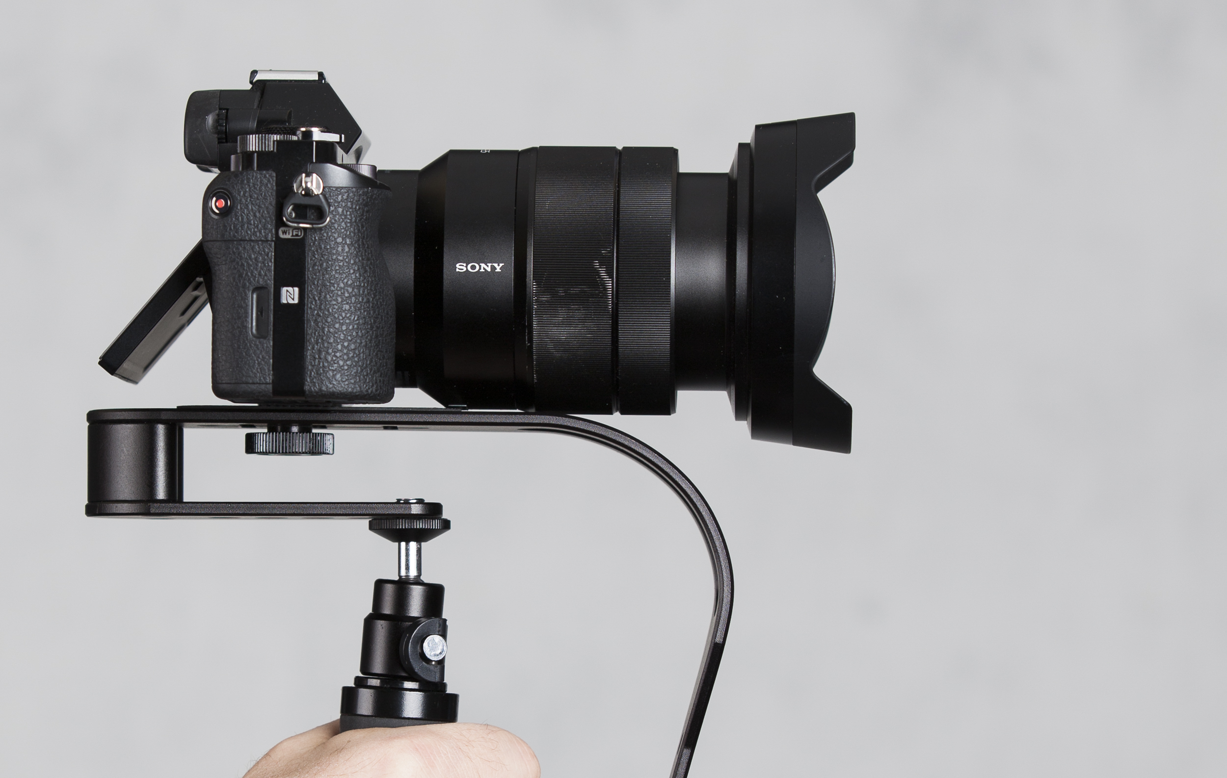 Review: Roxant Pro Steadycam Camera Stabilizer