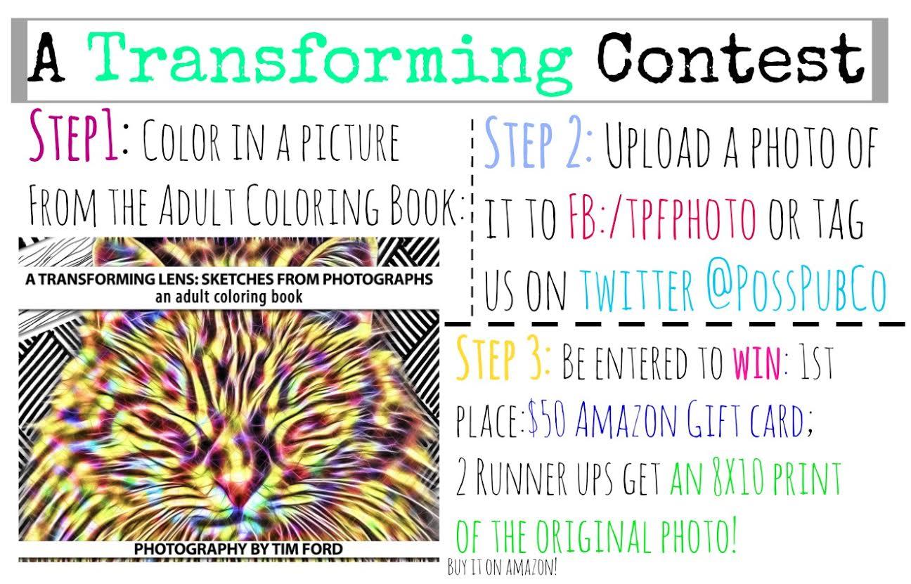 A Transforming Contest!