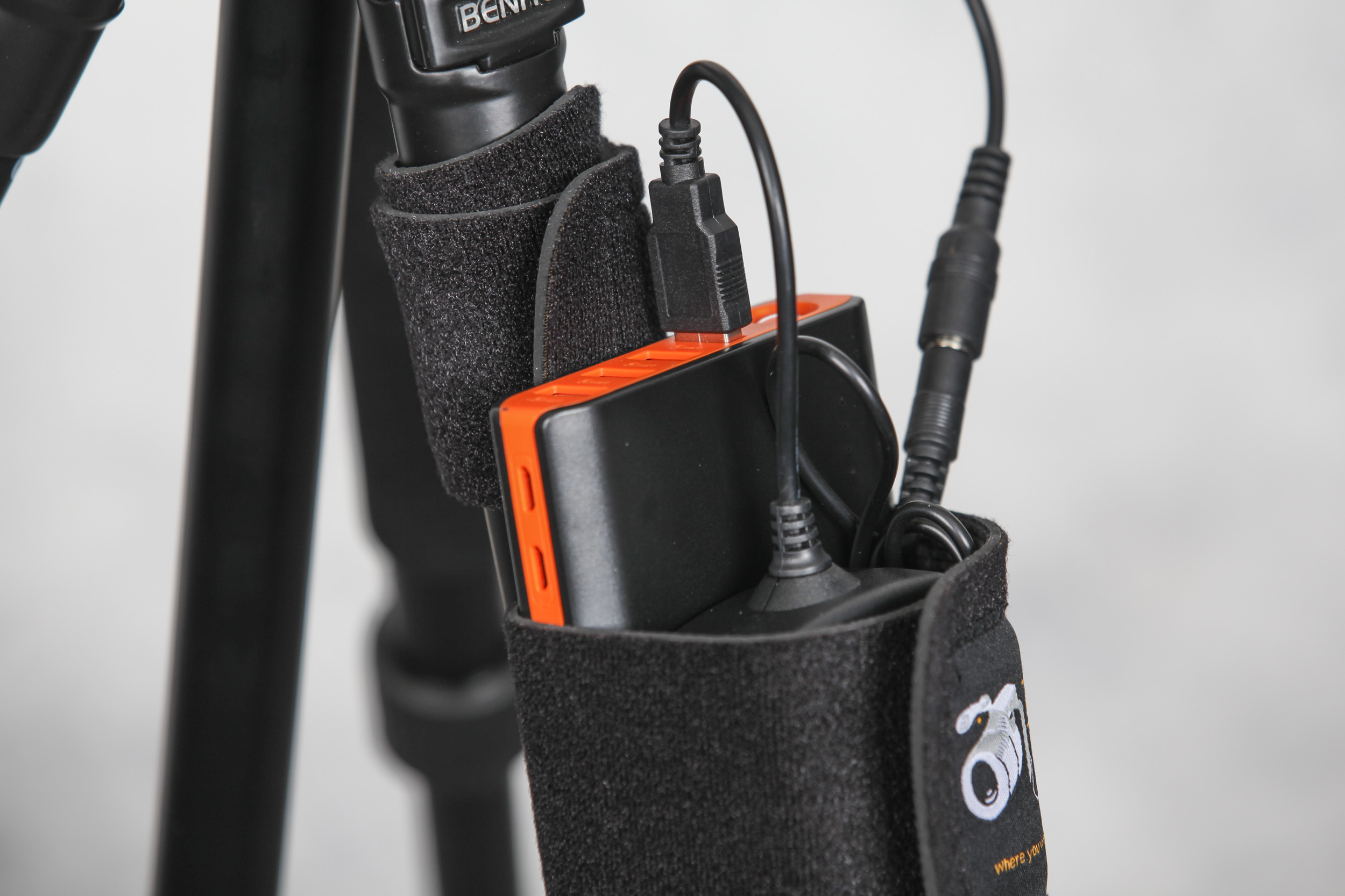 Using External Battery Packs on Sony A7 (and other) Cameras