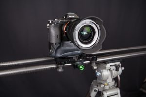 Imorden Carbon Fiber Slider with camera directly attached