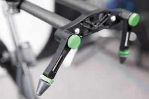 Imorden Carbon Fiber Slider Legs