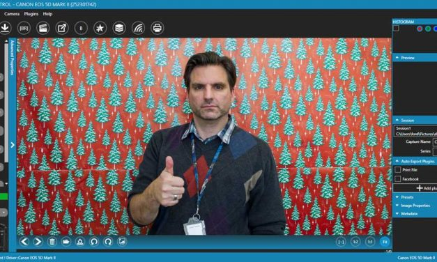 Setting Up a Photo Booth Using an SLR and Tethering Software