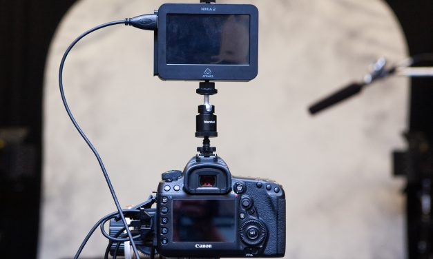 Using an Atomos Ninja with the Canon 5D Mark IV