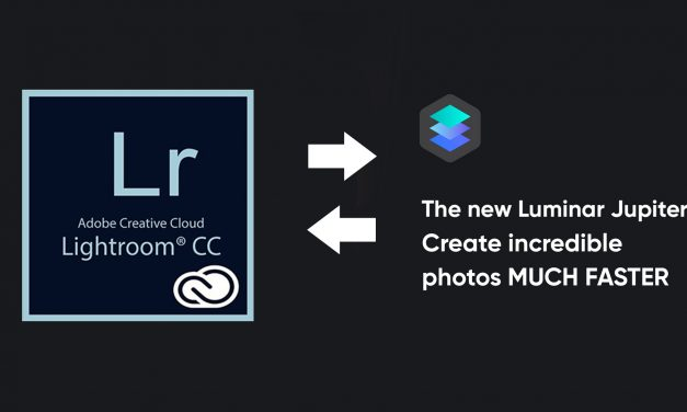 Using Luminar 2018 with Lightroom Classic CC