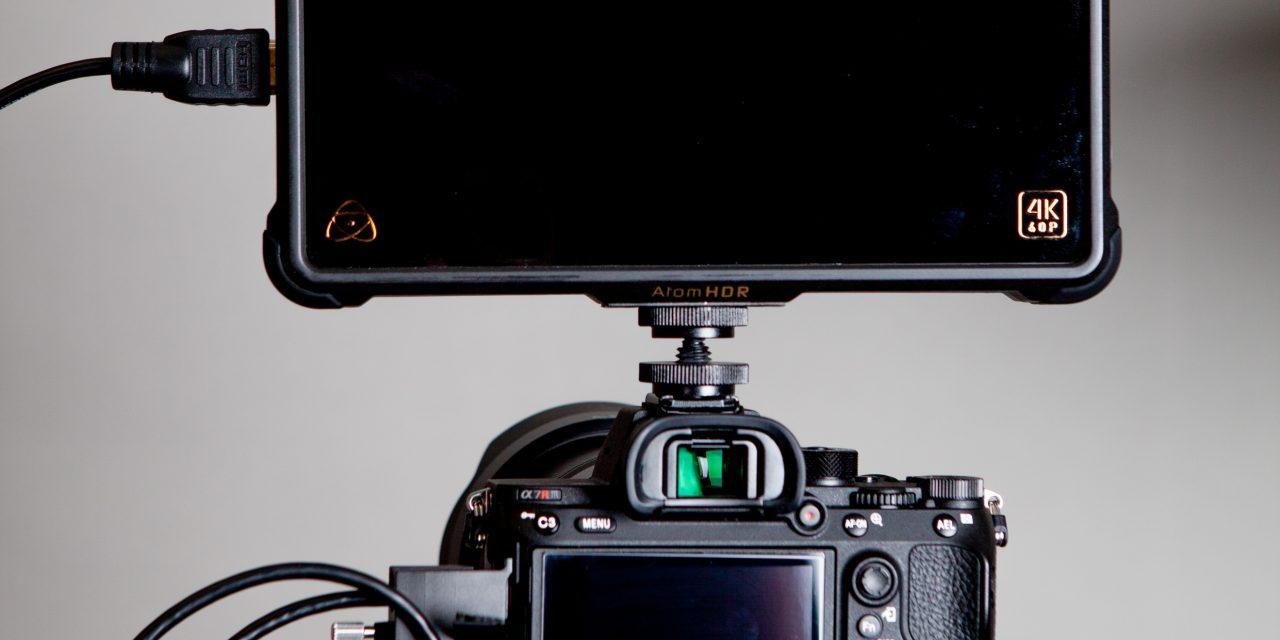 Using an Atomos Ninja Inferno with the Sony A7R III
