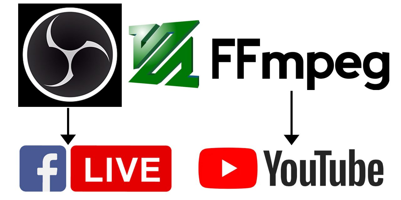Streaming to Facebook Live and YouTube Simultaneously – For Free!