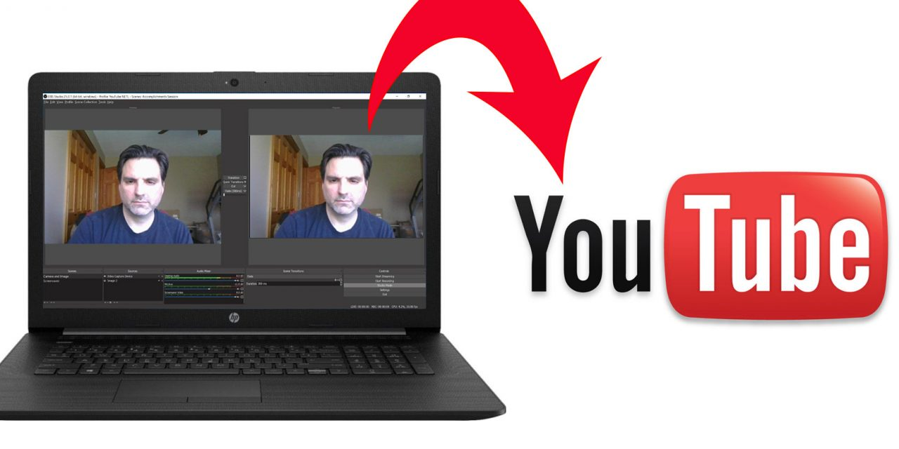 How to Use OBS to Create a Live Stream